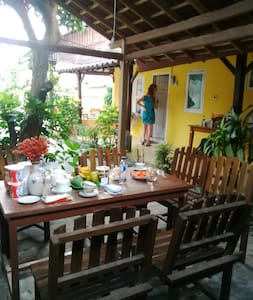 A charming cozy in the middle city - Banyuwangi