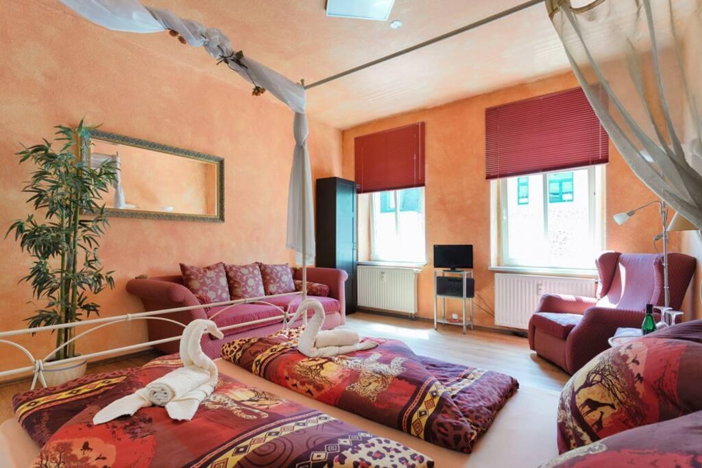 """Ferienwohnung """"Residenz""""  Zimmer 3"""