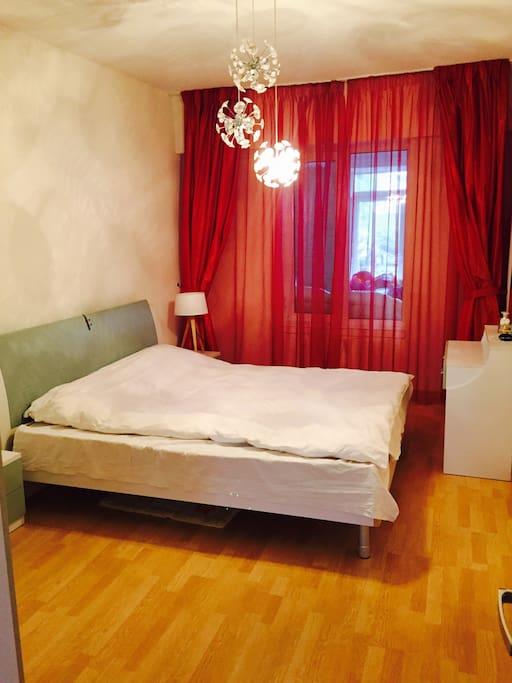 Спальня номер 1
