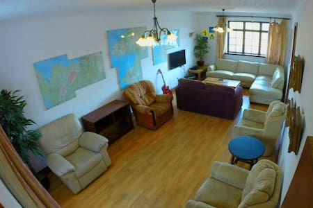 Room type: Shared room Property type: Bed & Breakfast Accommodates: 4 Bedrooms: 1 Bathrooms: 2