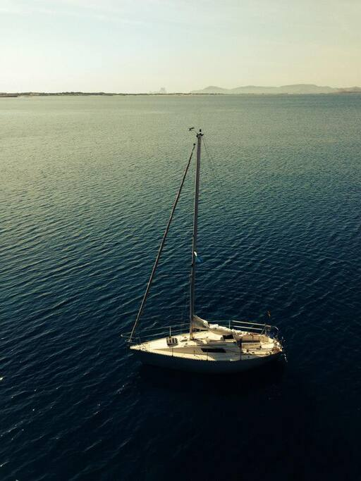 Impresionante dia de Septiembre en Formentera