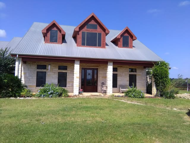 Diamond Willow Ranch 3 - Bastrop - Hus