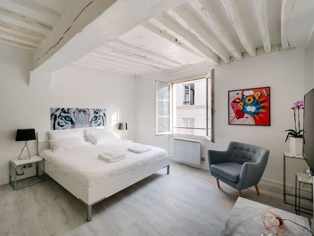 Studio au coeur du Marais - Paris Beaubourg