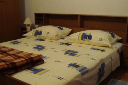 Apartments Mali Odmor- One Bedroom Apartment with Terrace and Garden View- Apartment 2