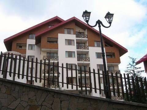 апарт-отель в Пампорово