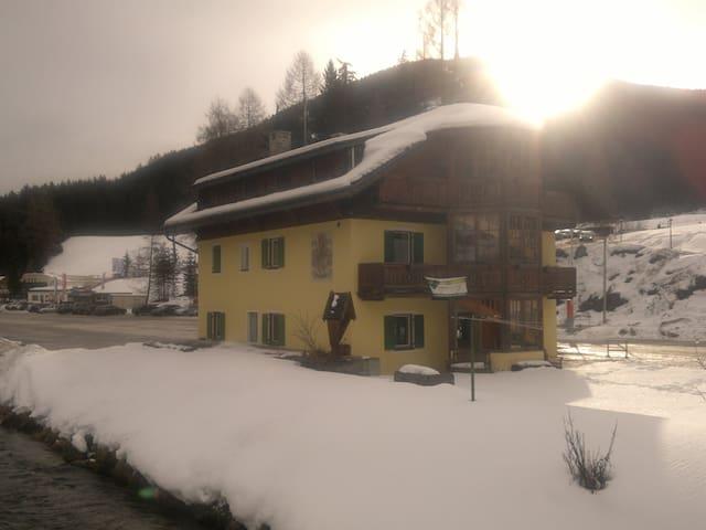 2-Zimmer Wohnung in die Dolomiten - Versciaco di Sopra - Appartement