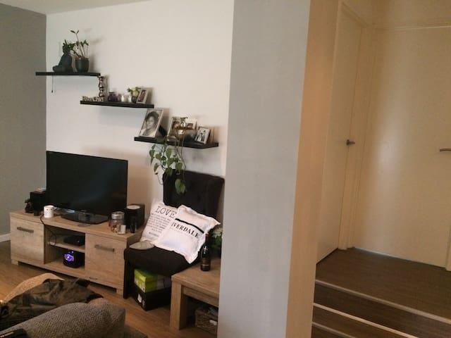 Mooie mini villa en super schoon!!! - Rotterdam - Apartment