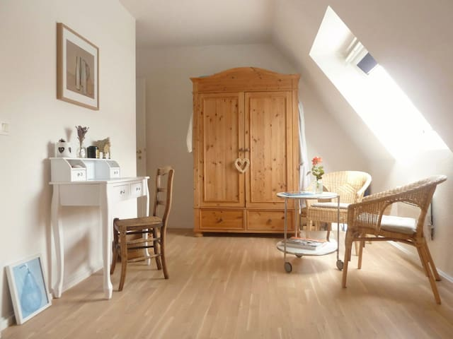 Lovely room near downtown