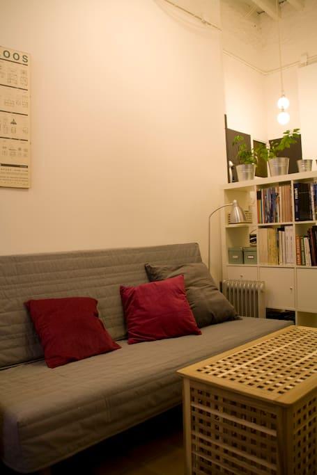 Estudio en centro sevilla wifi city center apt loft - Loft en sevilla ...