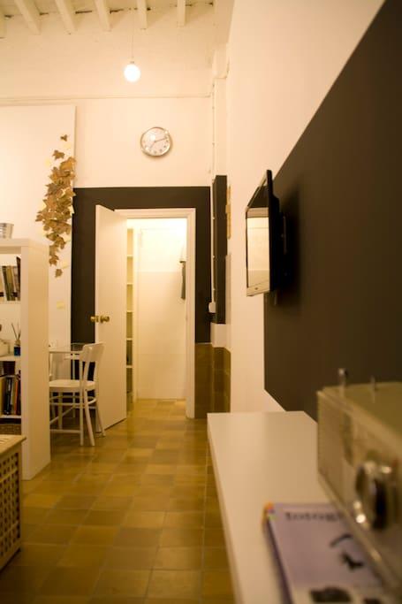 Estudio en centro sevilla wifi city center apt lofts - Loft en sevilla ...