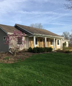 Chic Country Ranch; Close To Town - Zionsville