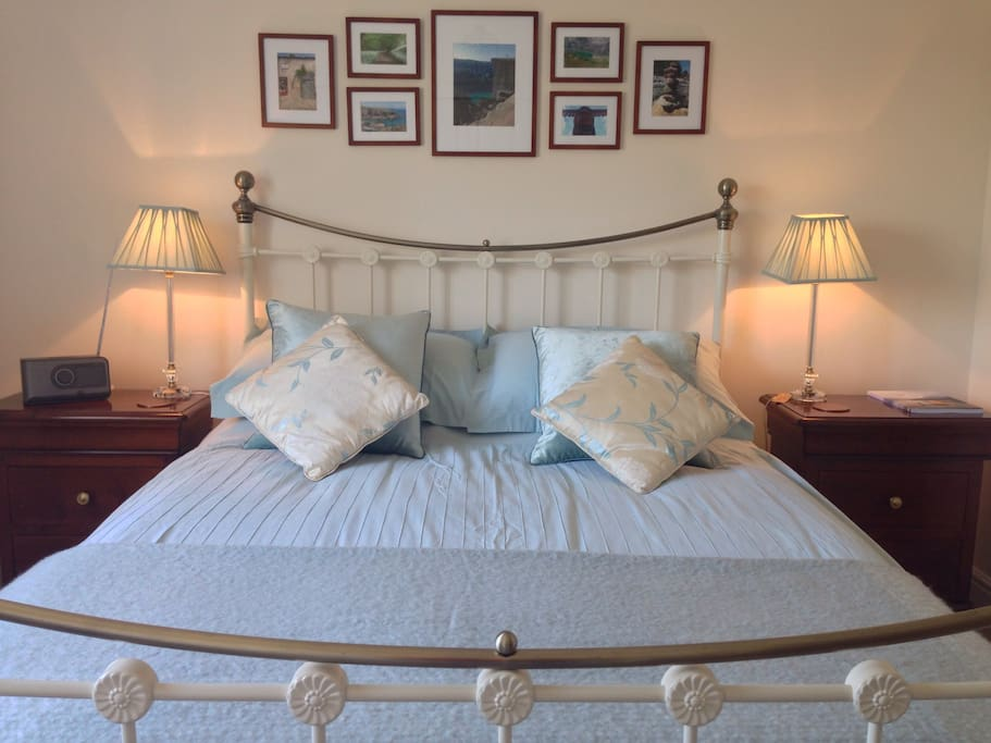 duck egg blue laura Ashley bedlinen