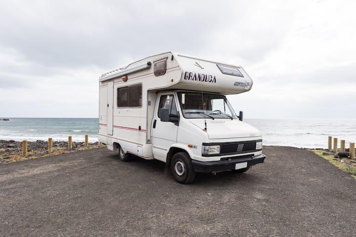 Camper/Mobile Home 5 beds, Moustache Van - Las Palmas - Trailer