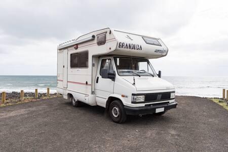 Camper/Mobile Home 5 beds, Moustache Van - Las Palmas - Camper