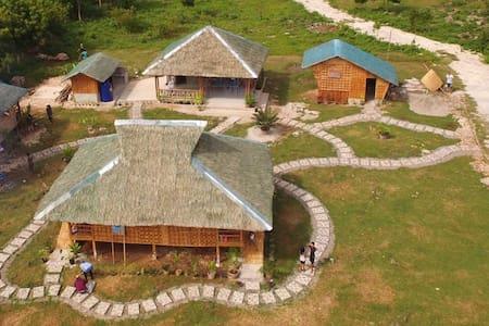 Bamboo Eco Resort Camp Kataw Dorm 1 - Bantayan