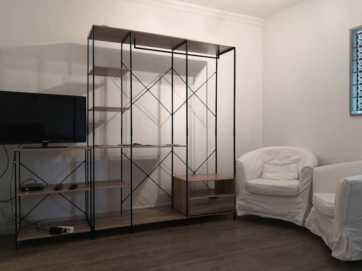 Appartement calme et lumineux, idéal pour couple