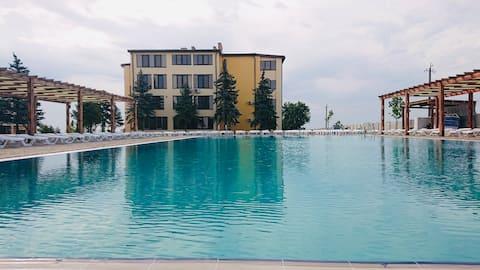 Апартаменты Grand Family Apartments г. Приморск