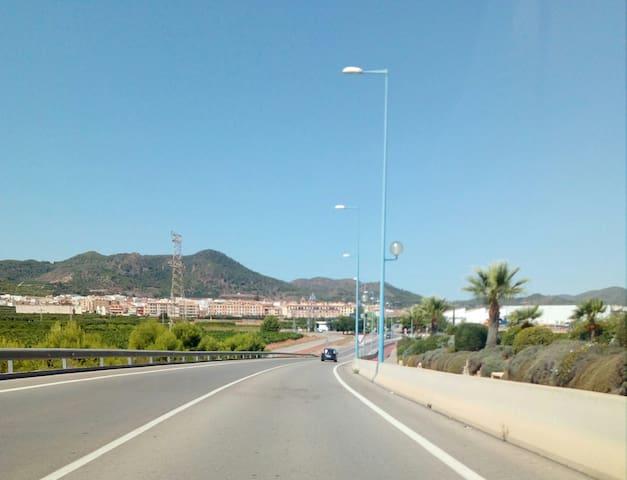 Appartement dans village typique proche Valence