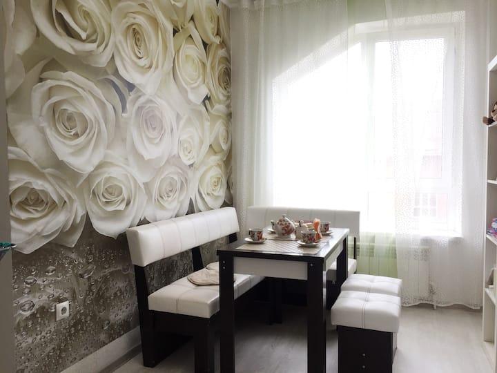 Apartments on Ushinskogo