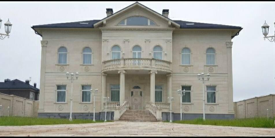 Уникальная вилла в 5 км от Москвы