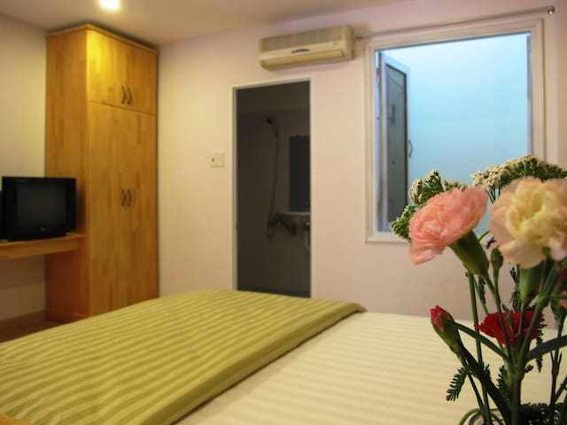 Funny House Double Room - tp. Nha Trang - Bed & Breakfast