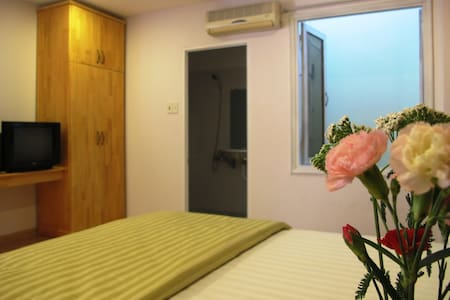 Funny House Double Room - tp. Nha Trang - Penzion (B&B)