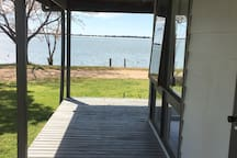 Lake Boga Waterfront Sister Shack