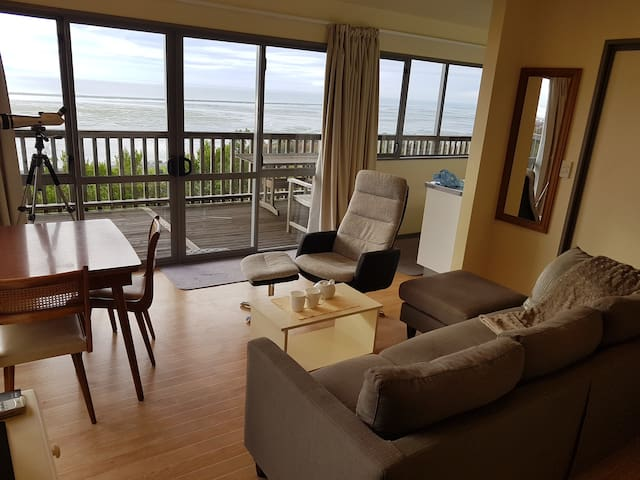 Walters Bluff 1 bdrm apartment, sea & park views - Nelson - Apartamento