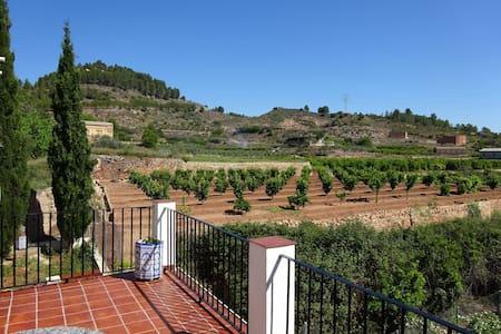 "Casa rural ""Los Cipreses"" Bolbaite - Bolbaite - Casa"