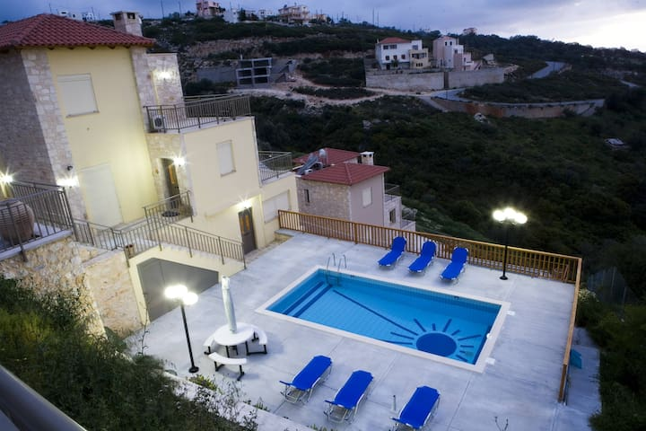 Great Escape Villas - Maroulas - House