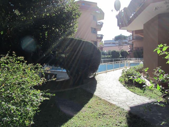 Marina S.Nicola Holiday House - Marina di San Nicola - Apartament