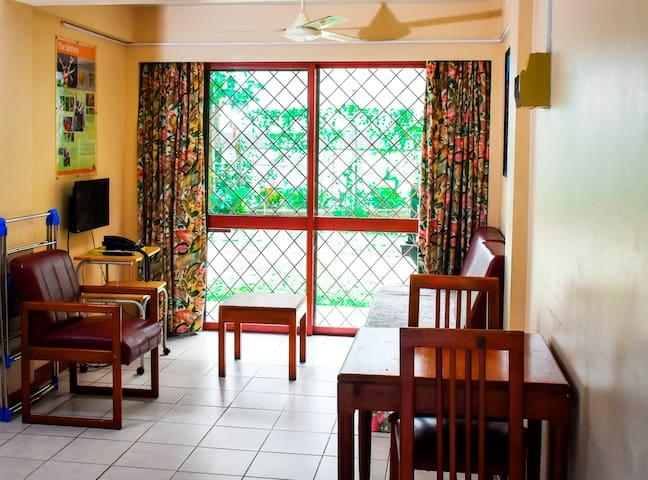 Suva Apartments - Fiji Olympic House