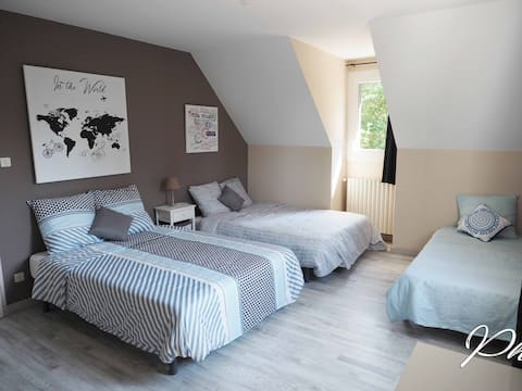 "Chambre "" in the world """