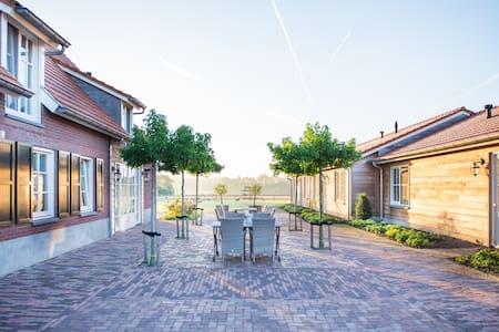 Heerlijk landelijk plekje in Noord Limburg