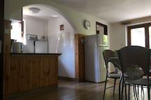 Dunaparti apartman (A)