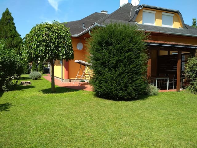 House for 5 persons in Balatonfenyves R80282