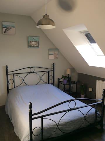 Chambre privée dans maison cosy - Beuvry-la-Forêt - Ev