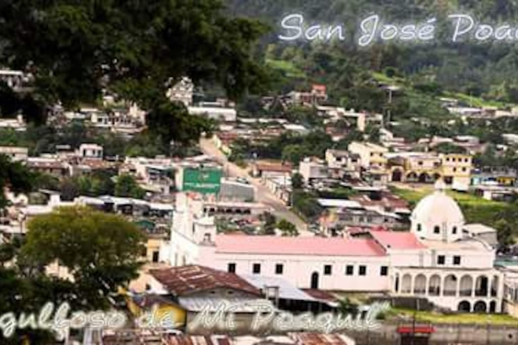 Conoce San Jose Poaquil,Chimaltenango