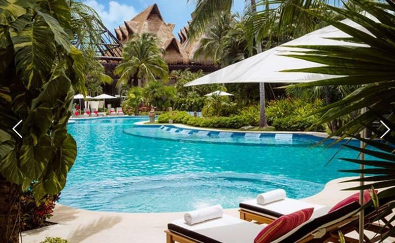 Vidanta  Mayan Palace Riviera Maya!