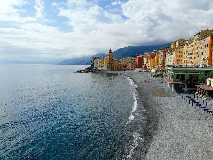 Brand new Apt sea view & wifi