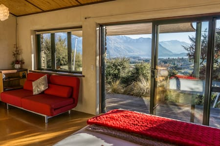 Rock Mountain Chalet. Privacy with stunning  views
