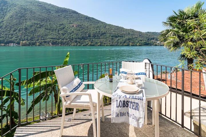 Petit Paradis Lake Lugano