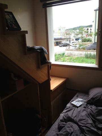 편안하게 지낼수잇는.방 - 금오동 - Lägenhet
