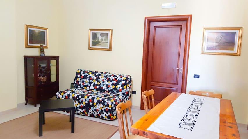 Nuovo e confortevole appartamento - Capo Rizzuto - Daire