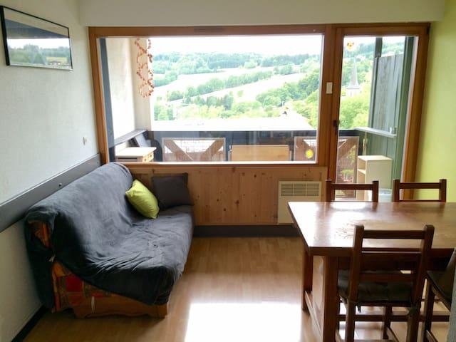 Appartement Montagne Famille savoie - Bogève - Flat