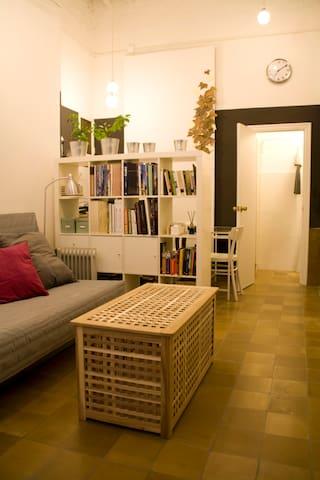 Estudio en centro Sevilla WiFi - city center apt. - Séville - Loft