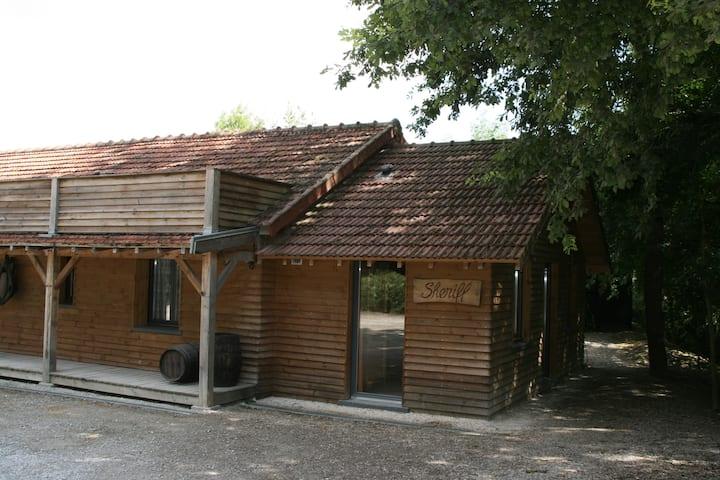 Cottage supérieur 7 personnes