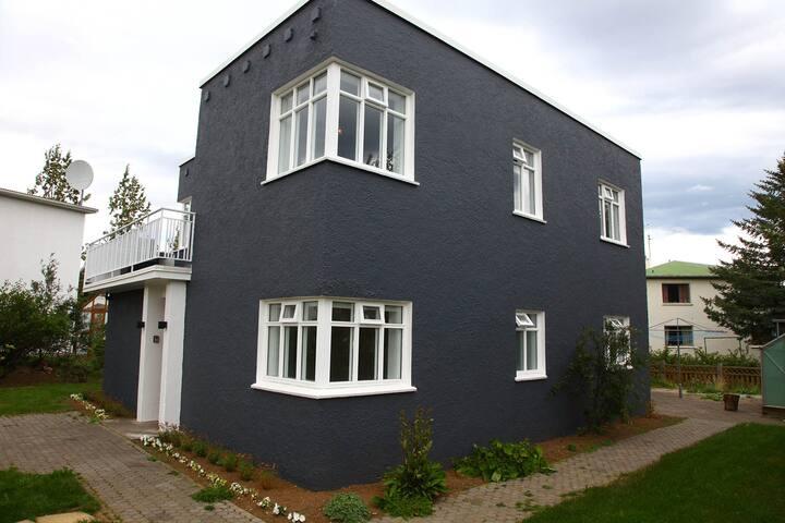 A Wonderful House in Akureyri  - Akureyri - Huis