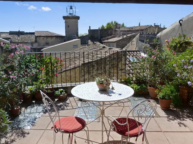 Enchanting historic house near Aix - Pélissanne - Dom