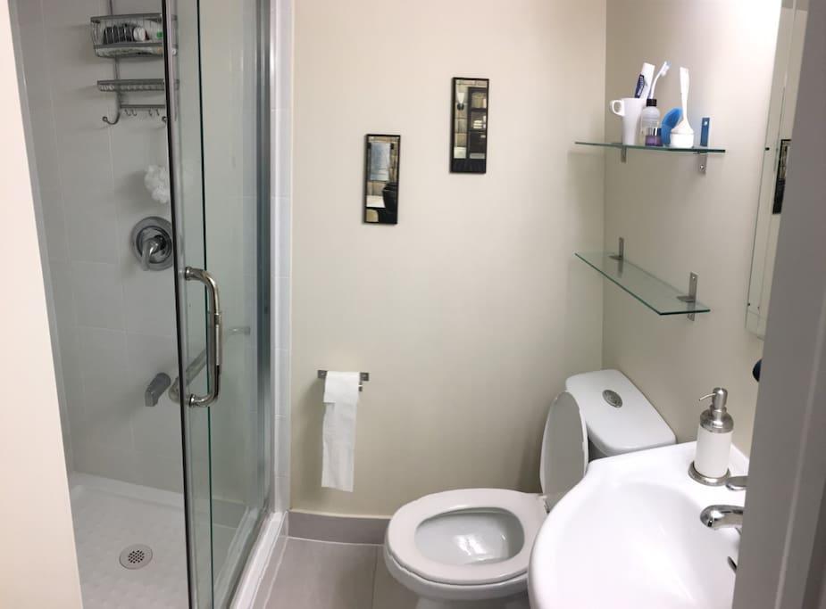wash room #2